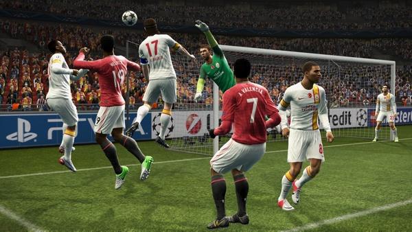 Screenshot zu Pro Evolution Soccer 2013 - Screenshots