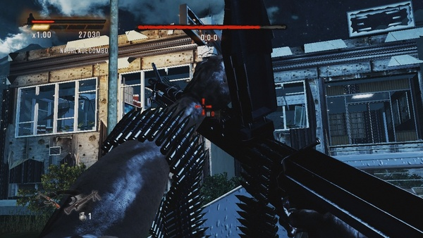 Screenshot zu Rambo: The Video Game - Screenshots