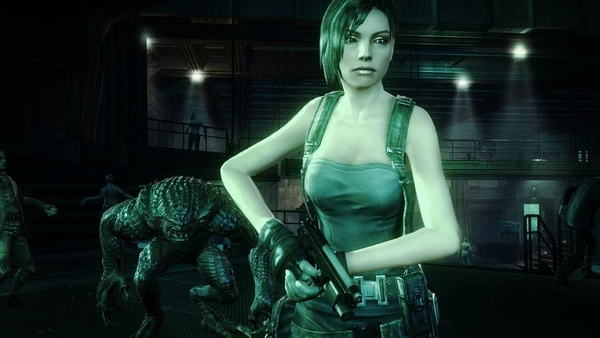 Screenshot zu Resident Evil: Operation Raccoon City - Screenshots zum Heroes-Multiplayer