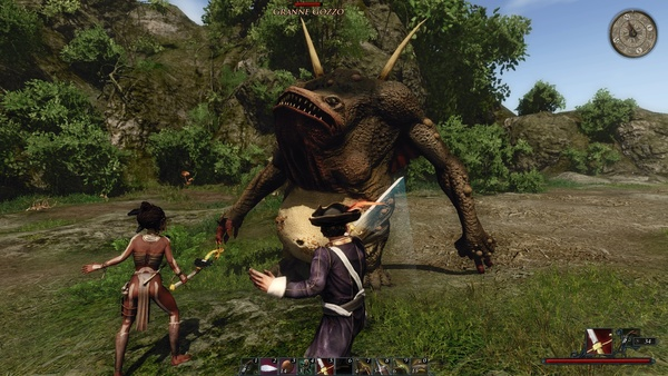 Screenshot zu Risen 2: Dark Waters - Screenshots