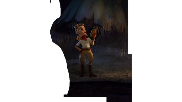 Screenshot zu The Cave - Artworks und Konzeptzeichnungen