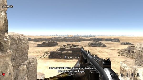 Screenshot zu Serious Sam 3: BFE - Screenshots