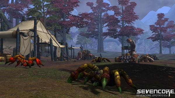 Screenshot zu Sevencore - Screenshots