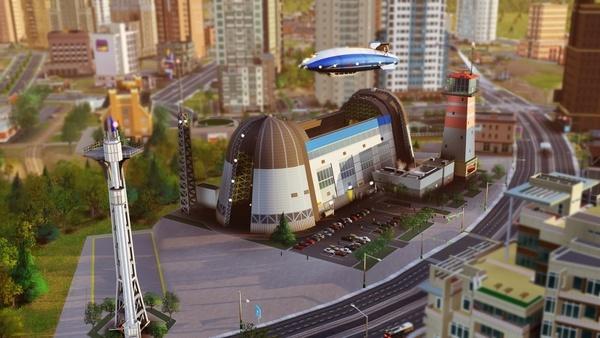 Screenshot zu SimCity - Screenshots