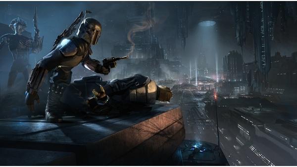 Screenshot zu Star Wars: 1313 - Artworks und Konzeptgrafiken