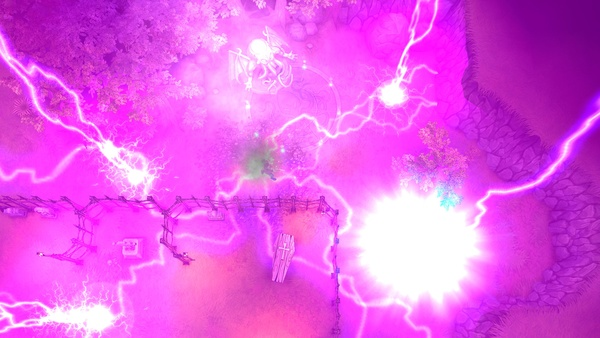 Screenshot zu Tesla vs Lovecraft - Screenshots