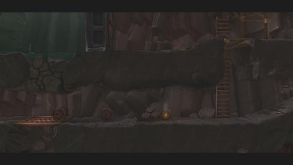 Screenshot zu The Cave - Screenshots