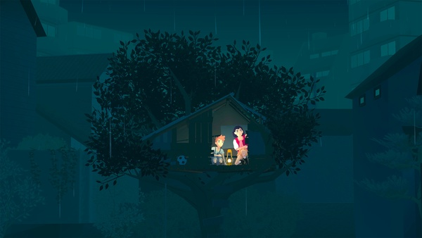 Screenshot zu The Gardens Between - Screenshots