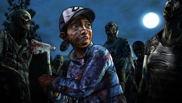 Screenshot zu The Walking Dead: Season Two - Episode 4: Amid The Ruins - Screenshots