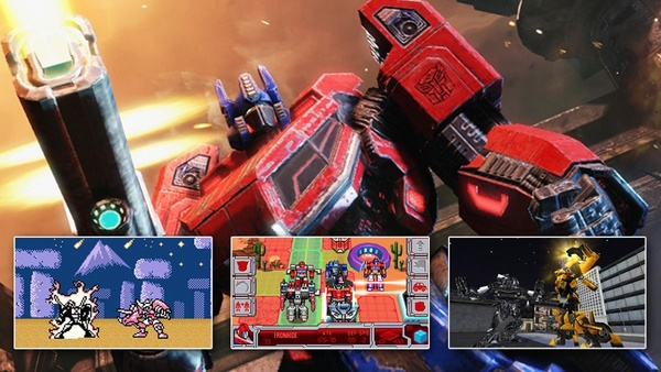 Screenshot zu Transformers-Spiele - Die Geschichte der wandlungsfähigen Roboter