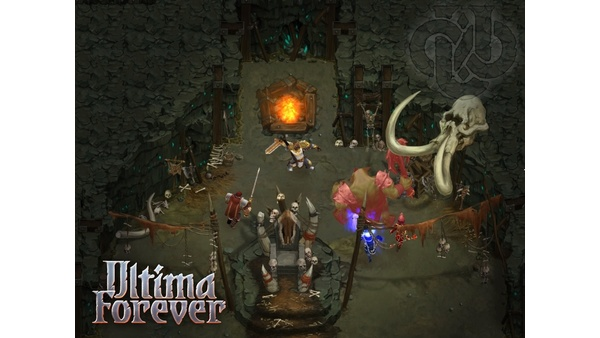 Screenshot zu Ultima Forever: Quest for the Avatar - Screenshots