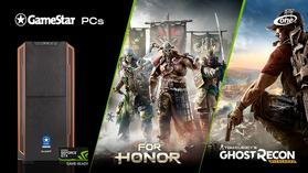 For Honor oder Ghost Recon: Wildlands gratis