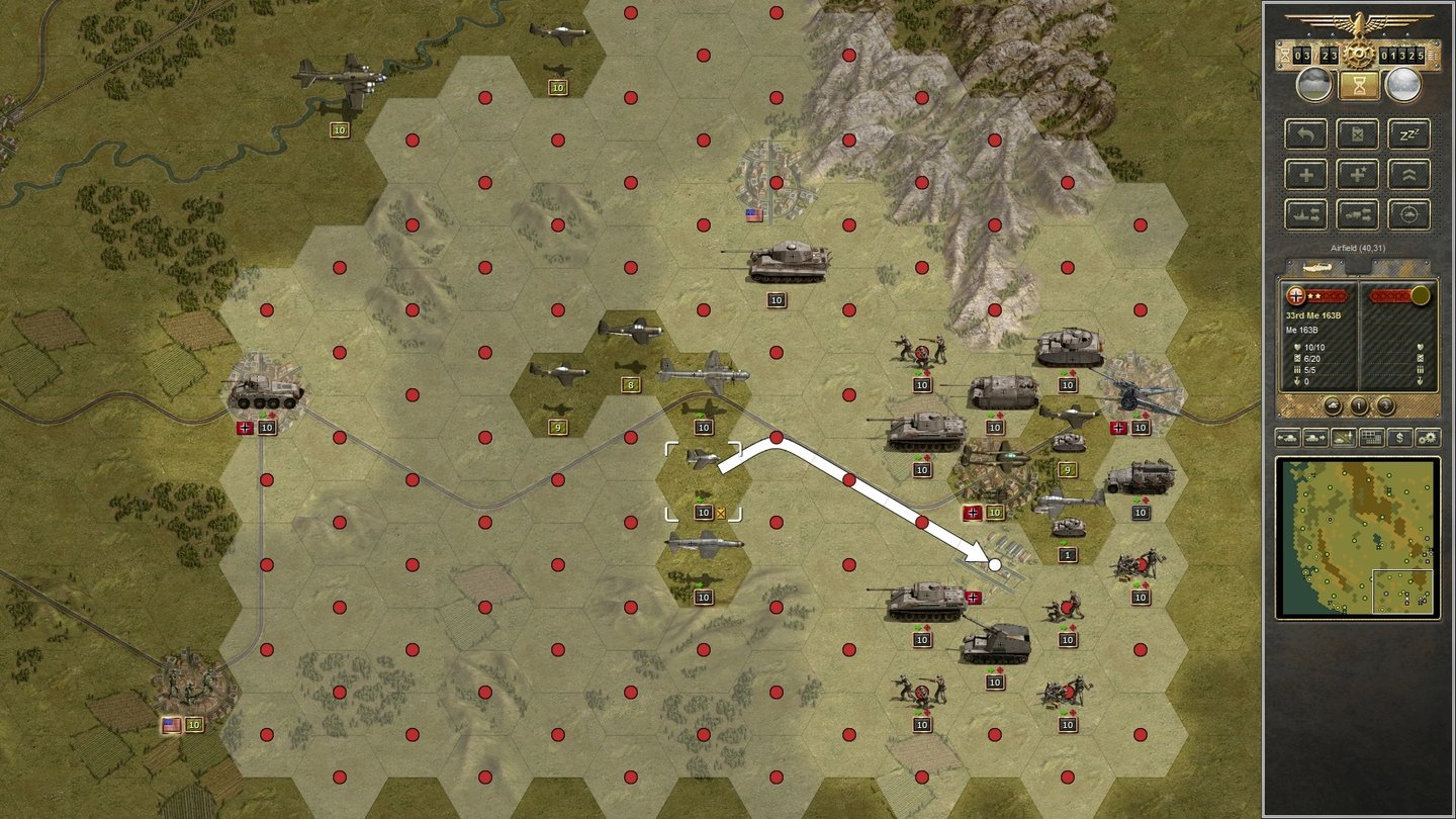 panzer corps im test das comeback des generals gamestar. Black Bedroom Furniture Sets. Home Design Ideas