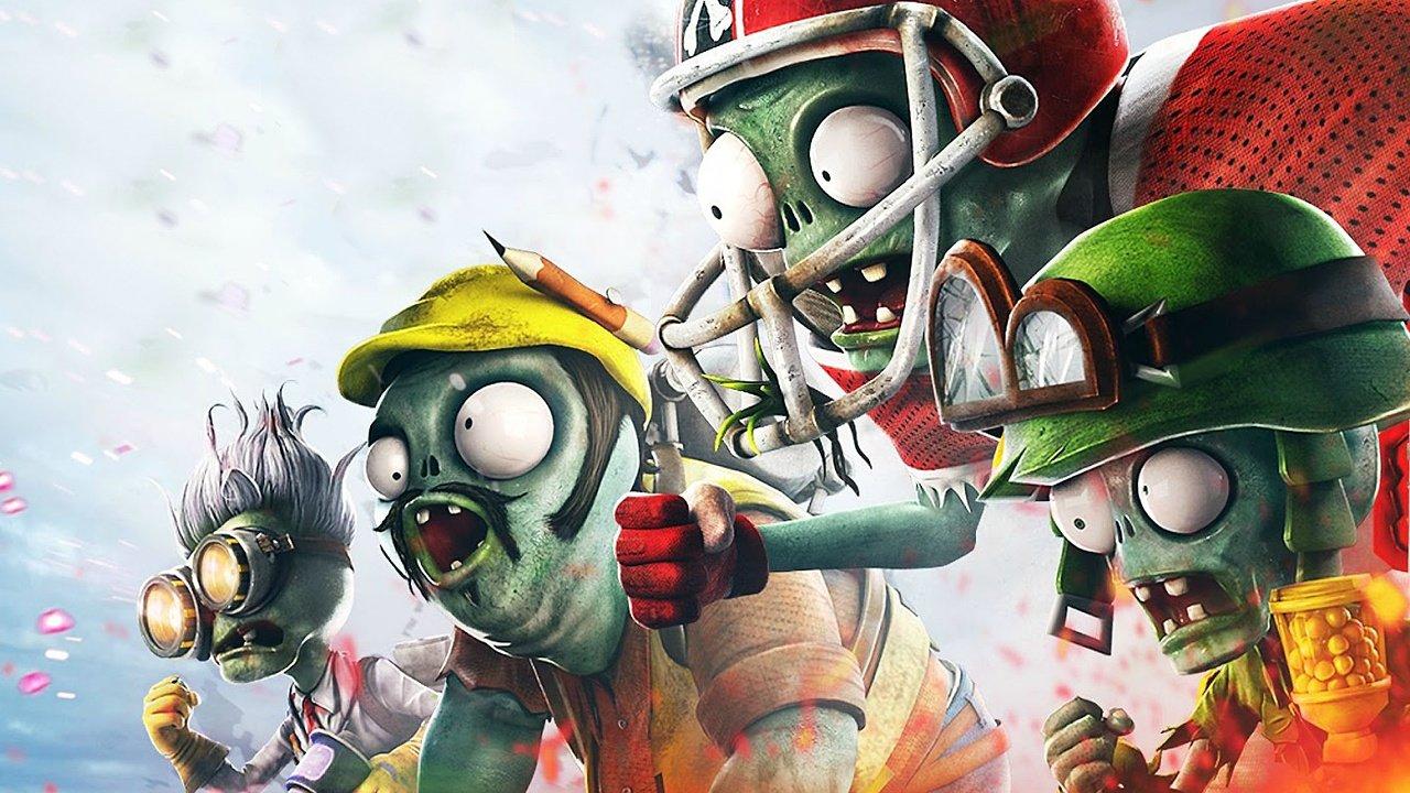 Plants Vs Zombies Garden Warfare 2 Ank Ndigung Steht