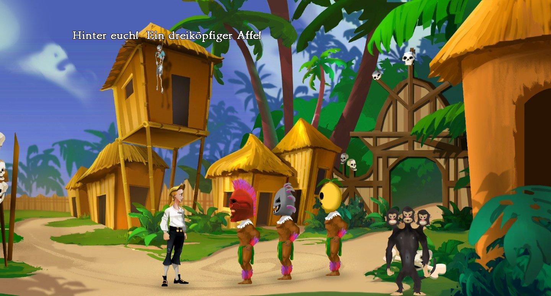 monkey island spielen