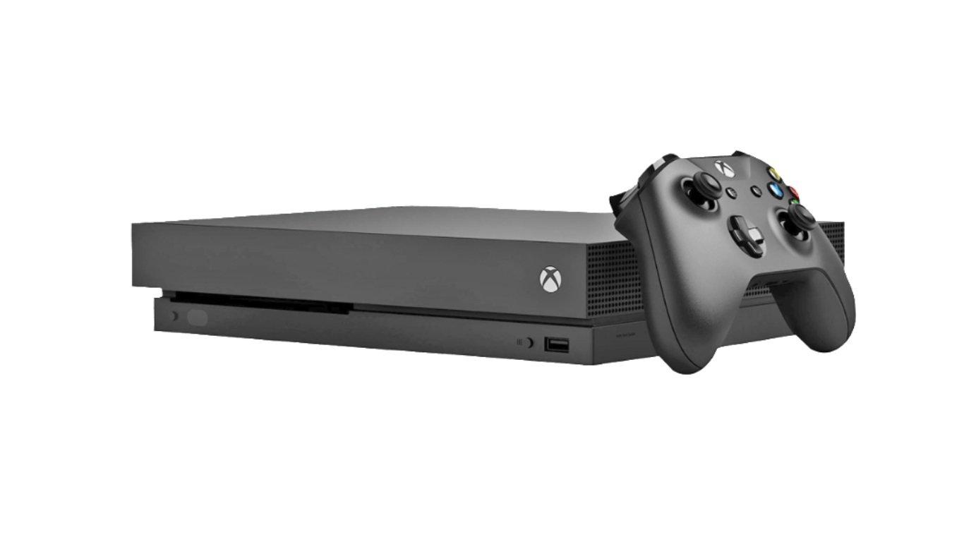 Xbox One X mit zweitem Controller jetzt günstiger kaufen