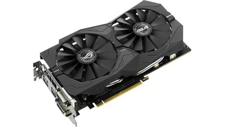 ASUS GeForce GTX 1050 Ti STRIX 4 GB