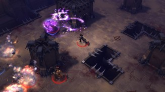 Diablo 3 - Screenshots aus den PvP-Arenen