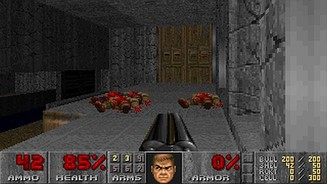 Texturen in Doom II