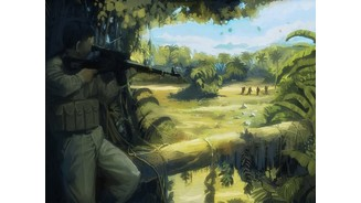 Men of War: Vietnam - Artworks und Konzeptgrafiken