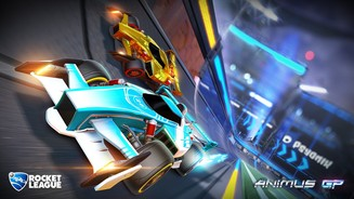 <b>Rocket League</b><br>Screenshots aus dem 2nd Anniversary Update