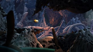 Song of the Deep - Screenshots