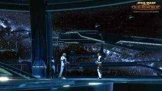 <b>Star Wars The Old Republic</b><br>Gamescom-Screenshots aus »Knights of the Fallen Empire«