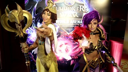 2017 Summoners War World Arena Championship - Video: Die Highlights des europäischen Qualifiers