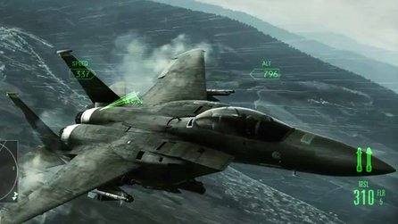Ace Combat: Assault Horizon - Trailer zur Enhanced Edition der Action-Simulation