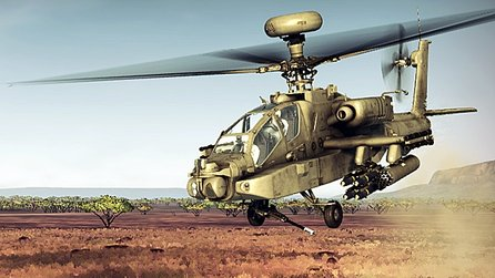 Apache: Air Assault - Test-Video zur Hubschrauber-Action