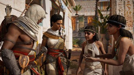 Assassin's Creed: Origins - Diese Welt!