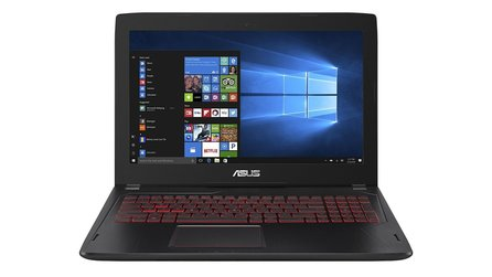 Amazon Blitzangebote am 23. August - Asus-Notebook mit GTX 1060, Acer Predator 27 Zoll mit G-Sync
