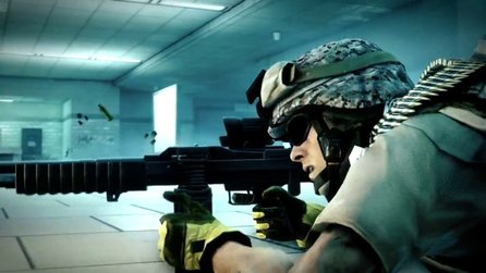 Battlefield 3 - Physical Warfare-DLC-Trailer