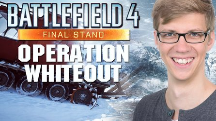 Battlefield 4: Final Stand - Map-Check: Operation Whiteout
