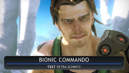 Bionic Commando - Test-Video