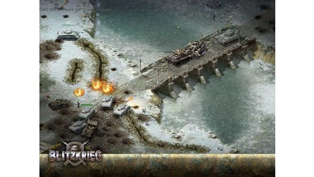 Blitzkrieg: Rolling Thunder - Interaktiver Screenshot