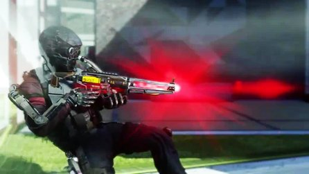 Call of Duty: Advanced Warfare - Trailer zur DLC-Waffe AE4-Energie-Sturmgewehr