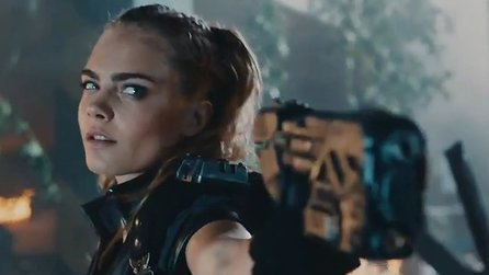 Call of Duty: Black Ops 3 - Live-Action-Trailer mit Cara Delevingne