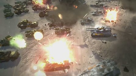 Command & Conquer: Generals 2 - gamescom-Trailer mit Gameplay-Szenen