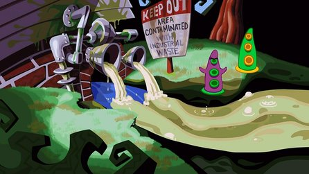 Day of the Tentacle Remastered - Debüt-Trailer