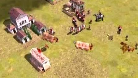 Empire Earth 2 - Test-Video