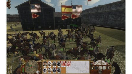 Empire: Total War - Patch 1.4 bringt neue Schlachten