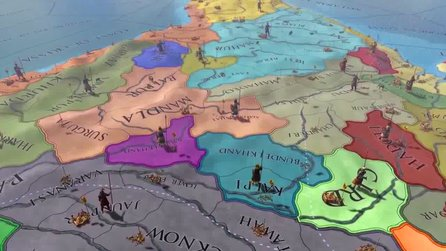 Europa Universalis 4 - Entwickler-Video zum DLC »Common Sense«
