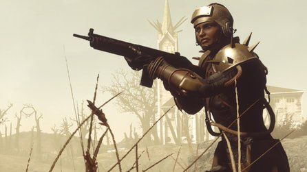 Fallout 4: Capital Wasteland - Gameplay-Video: So spielt sich Fallout 3 mit neuer Technik