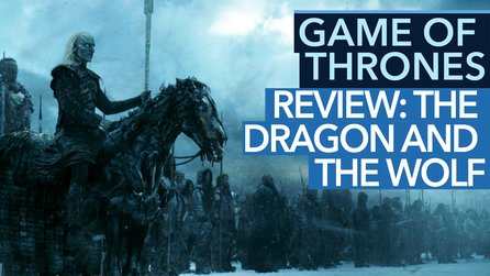 Game of Thrones Season 7 Episode 7 - Review-Video: The Dragon and the Wolf