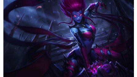 League of Legends - Trailer zeigt überarbeitete Heldin Evelynn