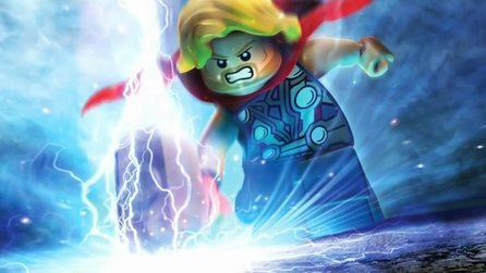 LEGO Marvel Super Heroes - Gameplay-Video zum Character-Pack »Asgard«