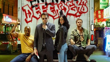 Marvel's The Defenders - Finaler Trailer: Sigourney Weaver vs. Superhelden
