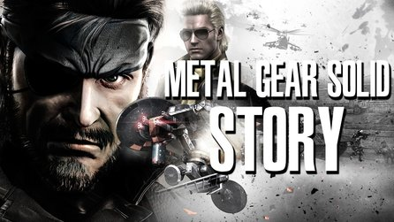 Metal Gear Solid: Die Story - Das geschah vor MGS5: The Phantom Pain