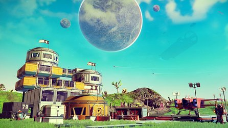 No Man's Sky - Patch 1.12 veröffentlicht, hier die Patch Notes